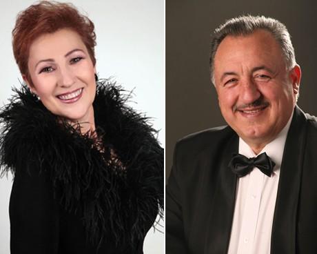 Мая Нешкова и Кирил Икономов