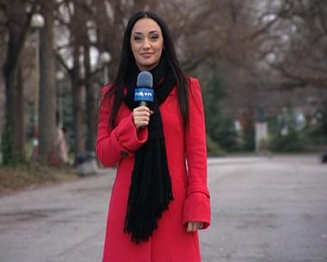 Мария Илиева – звезден репотрер на Нова ТВ
