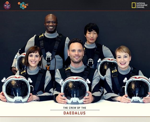 """National Geographic Channel обяви дата за премиерата на """"МАРС"""" – 13 ноември (неделя) от 20:55 ч."""