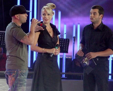 Мира Добрева и Мишо Шамара