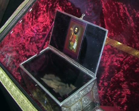 """""""Горещо"""" изпреварва National Geographic с филма си за мощите на Свети Йоан Кръстител"""