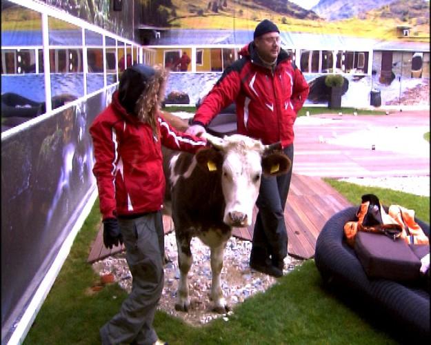 Кравата Бианка е новият съквартирант в Big Brother