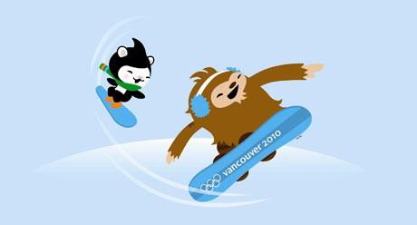 Зимната олимпиада във Ванкувър