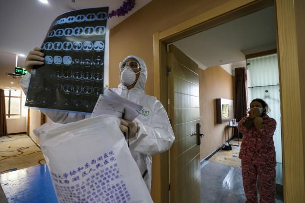 Пандемия: COVID-19
