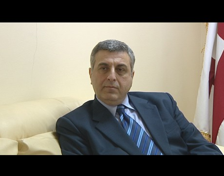 посланика на Грузия в България – Михаил Уклеба.