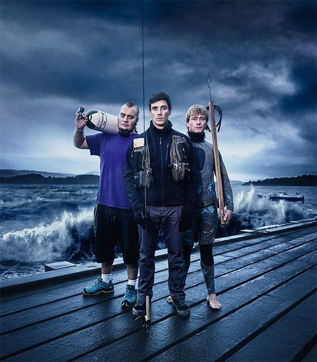 Риболовът невъзможен