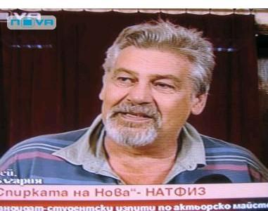 Министър или актьор ще остане Стефан Данаилов
