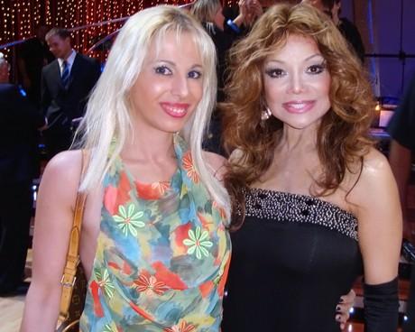 Сабрина Паризи и Латоя Джексън