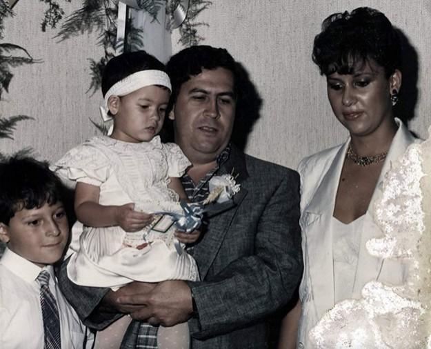 Семейство Ескобар