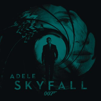 """АДЕЛ записа песента за новия филм за Джеймс Бонд """"SKYFALL™"""""""