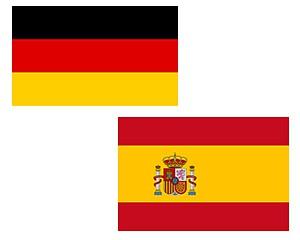 Германия - Испания пряко по БНТ 1 от Дърбан - 21:30 часа