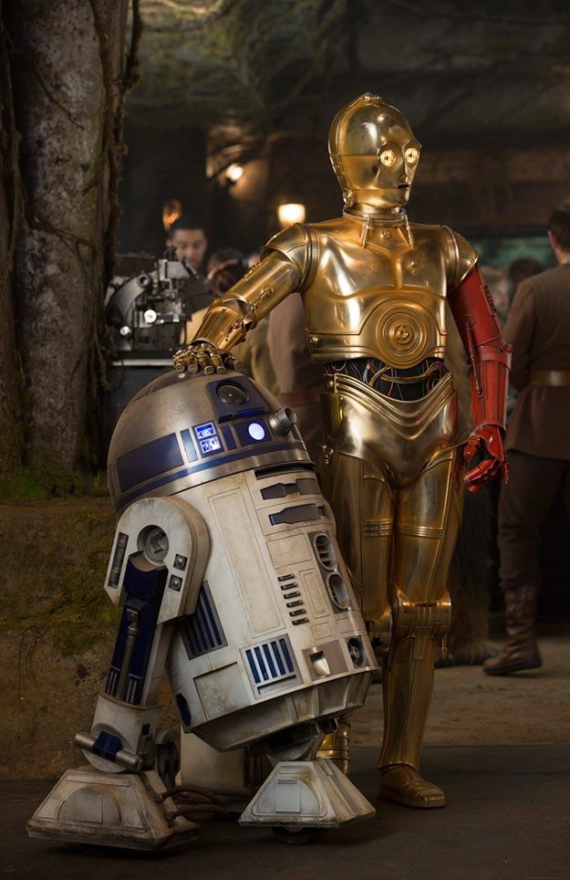 Премиерата на 'Междузвездни войни: Силата се пробужда'