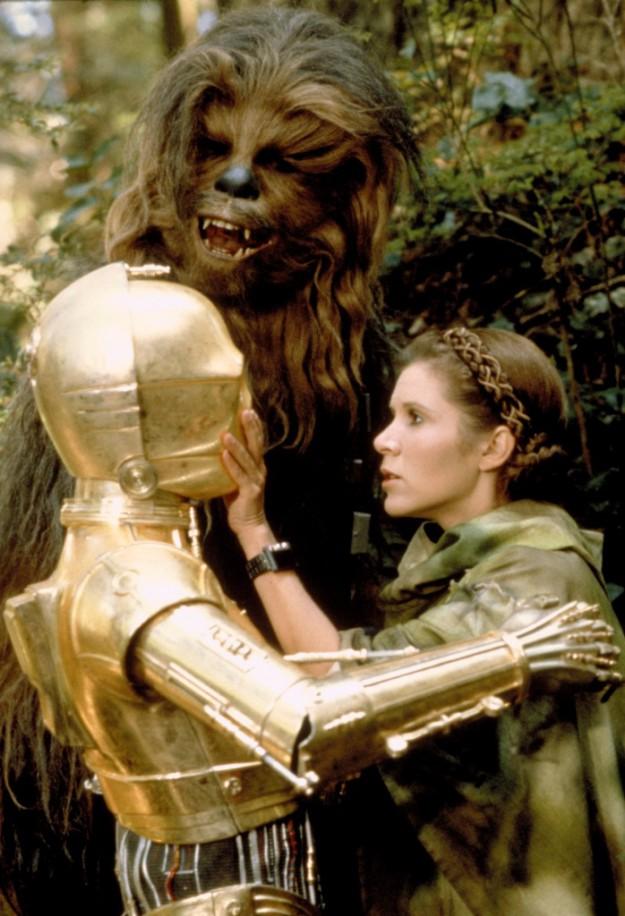 """""""Междузвездни войни: Завръщането на Джедаите"""""""