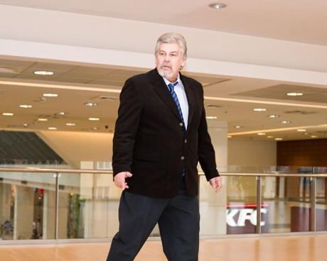 Стефан Данаилов в ролята на Димитър Касабов