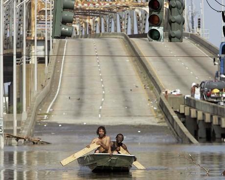 Съвременна наука - Бурята, удавила град