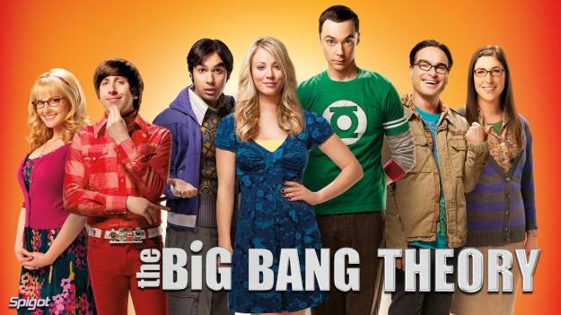 Теория за Големия взрив / The Big Bang Theory