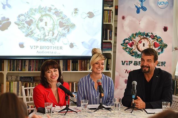 Ники Кънчев, Алекс Сърчаджиева, Миглена Ангелова