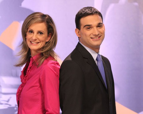 водещи Миляна Велева и Мартин Томанов