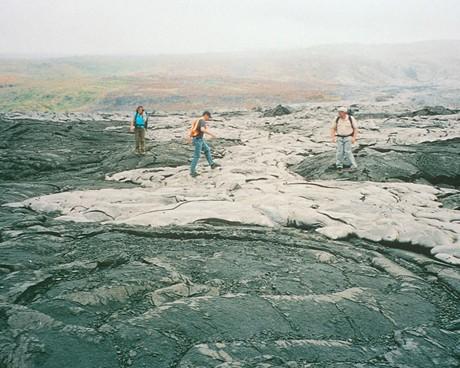 Вулканична почивка