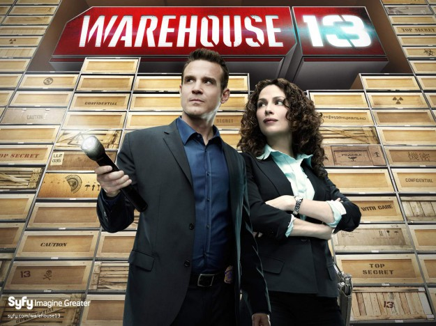 Хранилище 13 / Warehouse 13