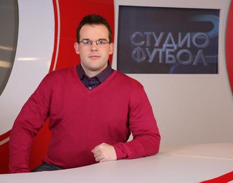 "Йордан Георгиев в ""Студио футбол"""