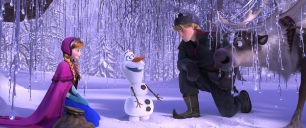 'Замръзналото кралство' (Frozen)