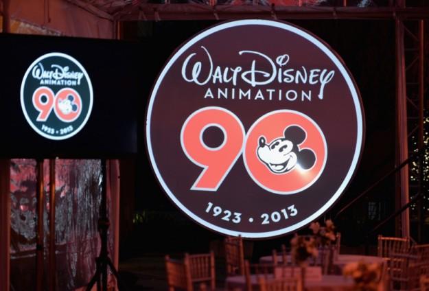 90 години Disney